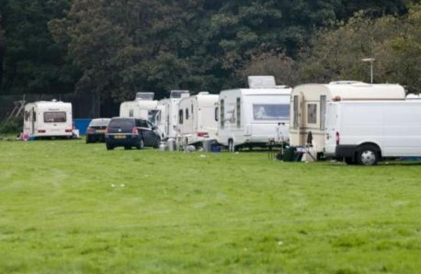 roundshaw travellers