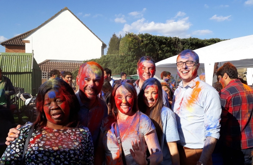 sutton conservatives holi