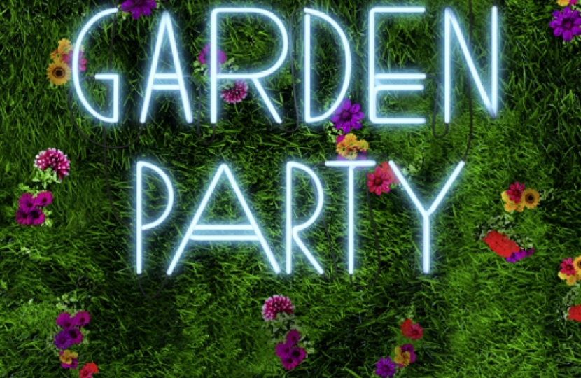 Elegant Summer Garden Party